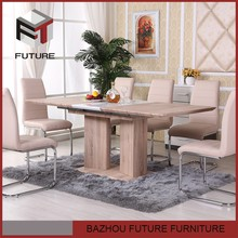 European style wood modern home furniture made in China