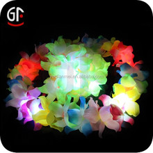 cheap wholesale import from china party flower garland, led flower garland