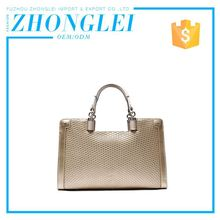 Latest Crazy Oem Service Woman No Name Leather Handbags