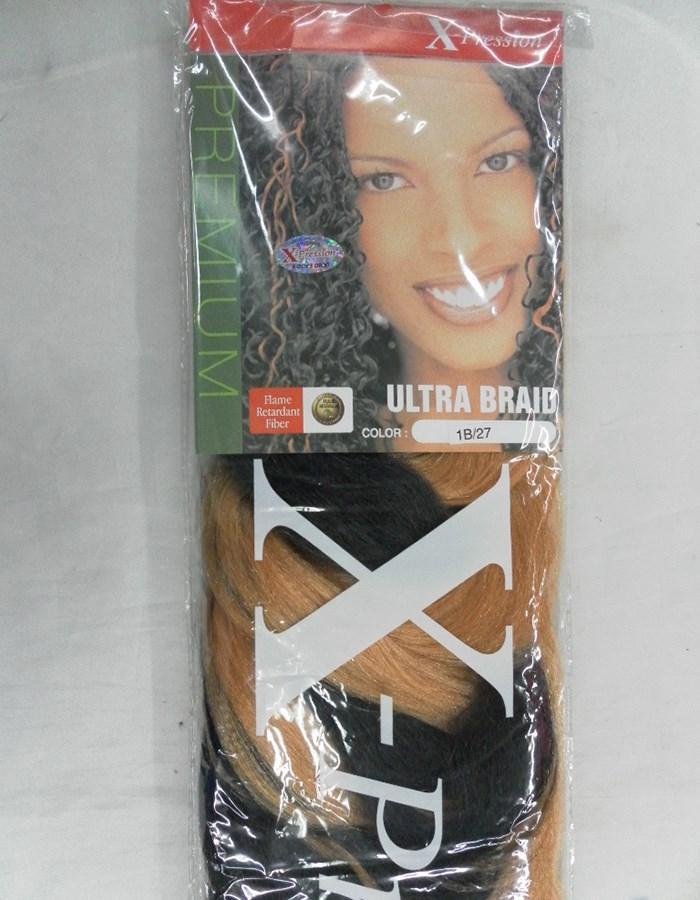 Kelly Hair 120g/5 /xpression ULTRA BRAID