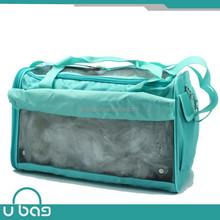 New arrival blue pet bag,pet travel bag,pet carrier bag