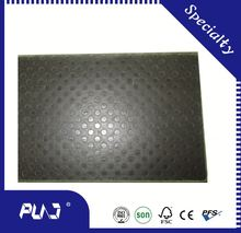 Chinese Black/Brown Single Press, Film Faced Plywood for construction