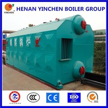 Used industrial steam boiler or steam turbine generator for sale