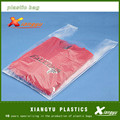 durable de plástico transparente de prendas de vestir transportista bolsas en rollo