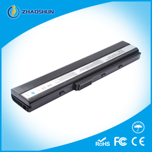 6cells 11.1v 5200mah laptop battery replacement for ASUSA31-K42 A32-K42 A31-K52 A32-K52 A41-K52 A42-K52 70-NXM1B2200Z battery