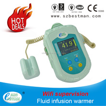 CE approved infusion warmer with LCD screen and good price from factory