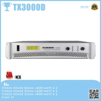 TX3000D v12 amplifier