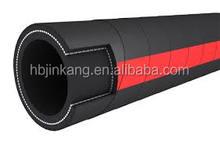 China supplier flexible high temperature high pressure steam rubber hose for sale