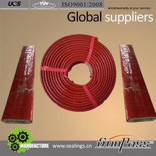 High Quality Silicone Rubber Fiberglass Insulation Sleeving from Tenglong