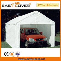 Durable PE tent for stall
