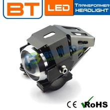 3000LM 2.0inch LED Projector Lens Light For auto projector lens for Motorcycle