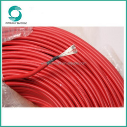 Excellent resistance to abrasion solar panel cable, High current carrying capacity solar pv cable 1.5mm2