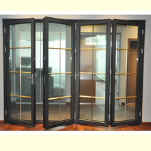 front design house plans interior grill glass door bi fold in guangzhou