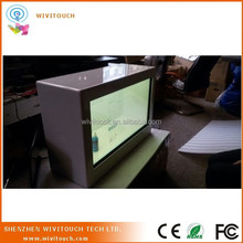 "32"" transparent lcd monitor see through lcd display transparent lcd screens"