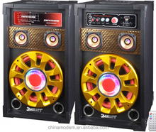 2015Active Pro 2.0 Woofer With Bluetooth/SD/ FM/USB/REM/MIC INPUT Function,USB Speaker