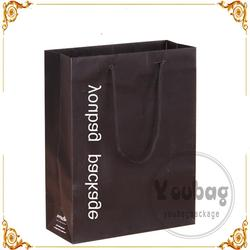 Cheap new design custom fashion paper bag with great price