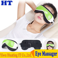 New electric Air Pressure Magnetic Acupuncture Vibrating Music Eye Massager Eye care Massager