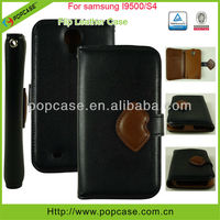 phone cover for Samsung galaxy s4 i9500 flip case