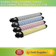 Office supply toner cartridge Aficio MP C2011SP for Ricoh copiers with low capacity