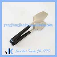 Best Price 304 Stainless Steel Tongs For Meat With Soft Handle