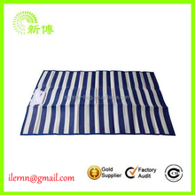 Fashion latest eco-friendly pp woven beach mat