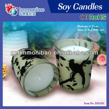 Smokeless Nature Scented Soy Candles
