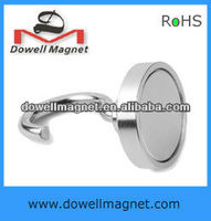 sintered ndfeb magnetic pot