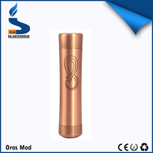 100% pure copper with copper pin copper oros mod