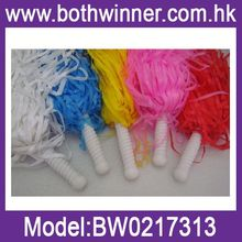 Promotional light up cheering stick with pom poms BW148