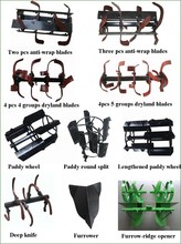 177F Agriculture Rotary Spare Parts For Power Tiller