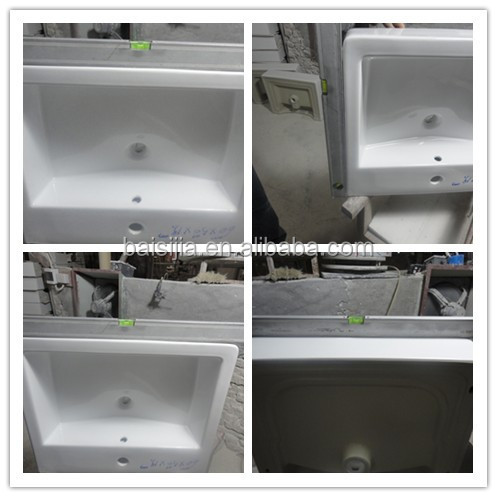 Top quality bathroom counter top wash basin/made in china (BSJ-A8015)