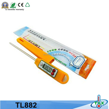 Long Probe Digital Pin Thermometer Pen for meat/food/cooking