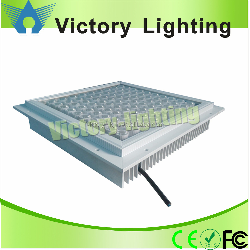 recessed 100W ECO Friendly LED Light for Petrol Station