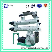 CE Certified YUDA floating fish feed pellet machine