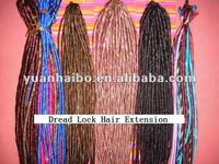 "18"" Synthetic Dread Lock Hair Extension"