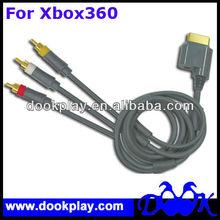 Composite AV Cable For Microsoft XBOX360