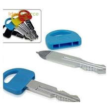 2015 Hot Selling Promotional Plastic Ballpoint Pen Colorful Artificial Key Shaped Pen Wholesale