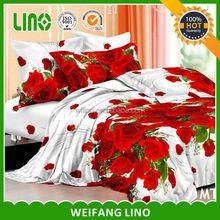 3 d bedding /queen sofa bed/bed linen 3d/bed mattress cover