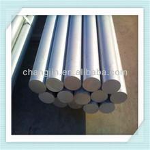 Extrusion 6060 en alliage d'aluminium bars chine fabrication