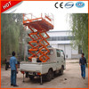 Car-carrying lift working table hydraulic vehicle scissor lift