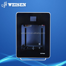 Easy to use touch screen automatic wifi 3d printing machine