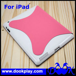 Spider Magnetic Hard Back Leather Case for iPad3 iPad 3 Butterfly Smart Cover