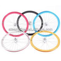 Sturmey Archer S2 Duomatic Hub 700C Aluminium Bicycle Wheels