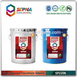 Two component compound polyurethane resin for automotive sensors SP2206A/B