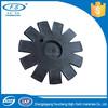 Custom Hi-tech material peek star gate rotor