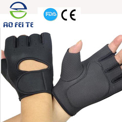 2015 aofeite New Cycling Gloves Short Finger Specialized Bike large