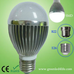On sales!!! Low Cost 7w Dimmable led bulbs