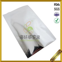 custom design ziplock foil food packaging, aluminium packaging