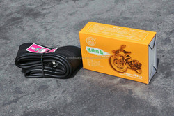 China good quality 3.50-18 natural and butyl rubber auto motorcycle inner tube