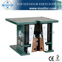 Elevator safety gear manufacurer|elevator safety parts|safety devices for elevator lift